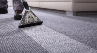 How often should you steam vacuum for carpet?